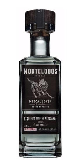 Mezcal Montelobos Espadín Joven - 750ml