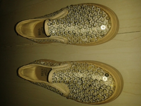 Zapatos Para Niñas Jump Casi Nuevos(10 Vds)