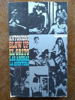 Michelangelo Antonioni - Blow Up, Grito, Amigas, Aventura