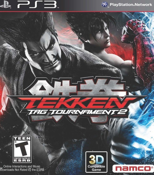 Ps3 Tekken Tag Tournament 2 Psn