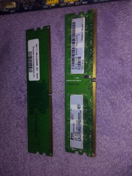 Placa Mae Gigabyti Ga V900m + Dual Core + 1gb Defeito Leia