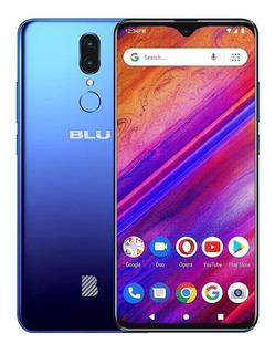 Blu G9, Cámara 13pmx+2mpx, 13mpx, 4000 Mah
