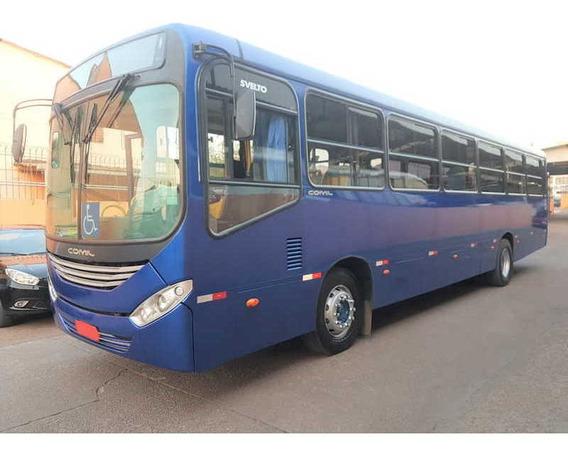 Ônibus Urbano Comil Svelto Mb1721 Euro V C/acessib. 20