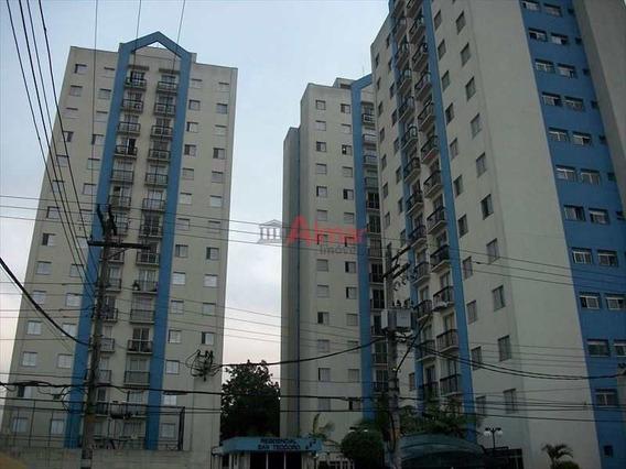 Ótimo Apartamento 2 Dormitórios Sala Com Varanda Em Itaquera - A7810