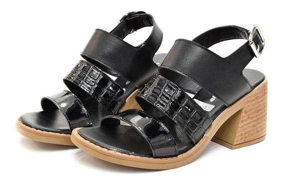 Sandalia Mujer Zapatos Savage 2019 Dama Moda Hebilla Mk 81