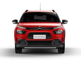Citroën C4 Cactus Live 1.6 16v Flex Mec Novo
