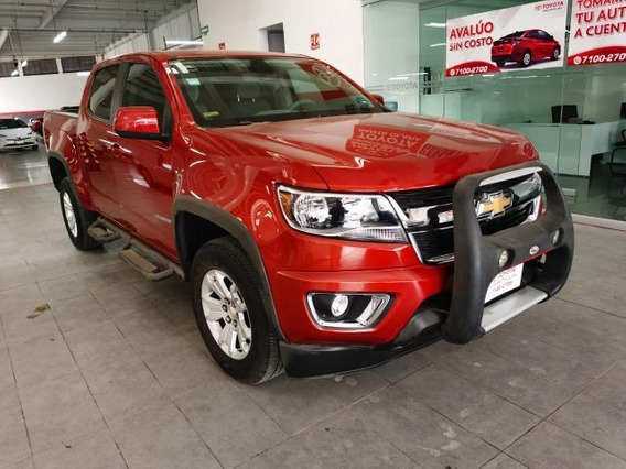 Chevrolet Colorado Pick-up 4p Wt V6 3.6l Ta A/ac. F. Niebla