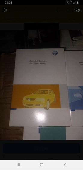 Manual Proprietário Volkswagen Saveiro G4 2007