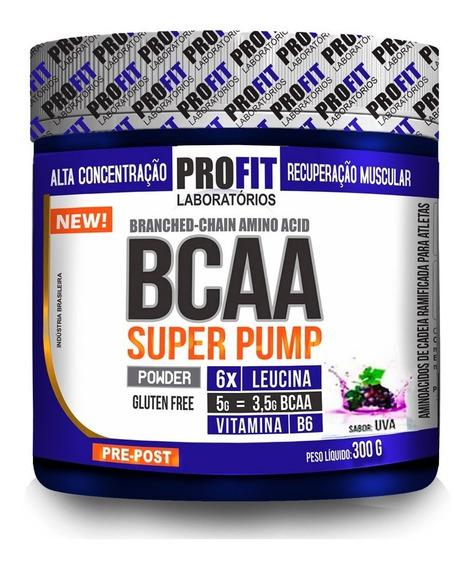 Bcaa 6:1:1 Em Pó Super Pump 300g Powder - Pro Fit Labs