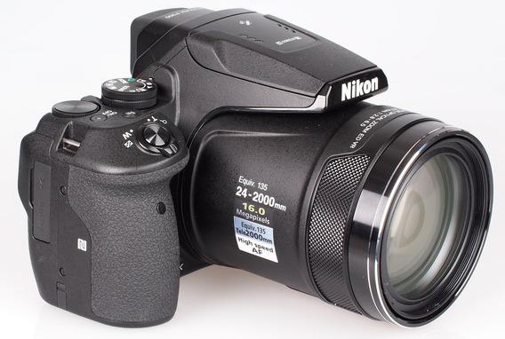 Nikon P900 1 Año Garantia Cuotas Fijas