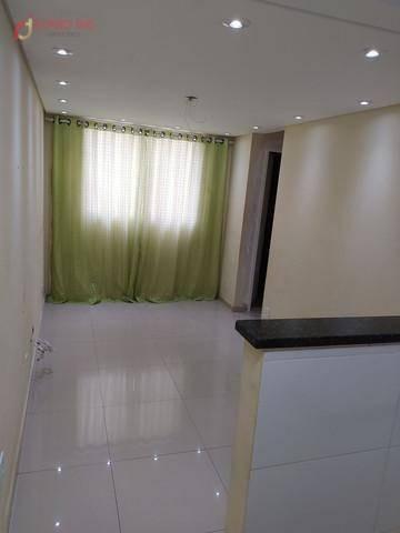 Apartamento Com 2 Dormitórios À Venda, 46 M² Por R$ 200.000,00 - Jaraguá - São Paulo/sp - Ap0517