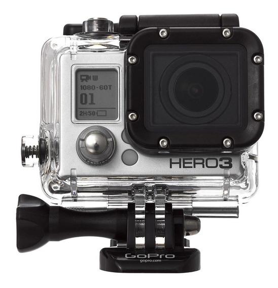 Câmera Gopro Hero3 Silver