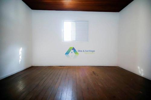 Sobrado Com 2 Dormitórios À Venda, 85 M² Por R$ 279.000,00 - Ipiranga - São Paulo/sp - So0867