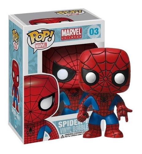 Funko Pop #03 Spiderman (classic)