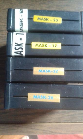 Lote De Cartucho Mask 17,2022,26 Vdk 2000 E 2000s