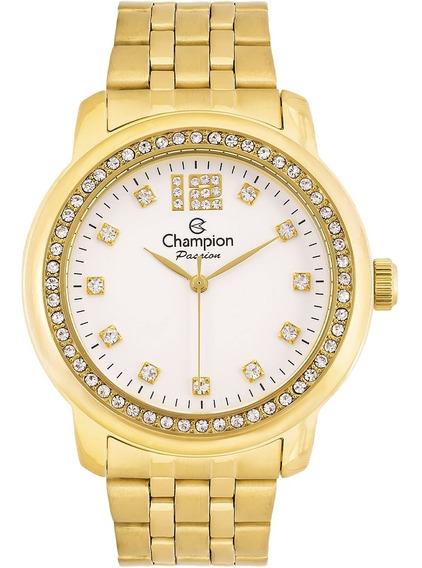 Relógio Feminino Champion Cn29954h Barato Original Garantia