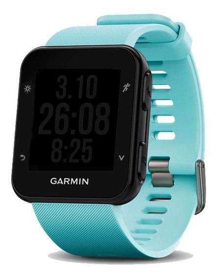Relogio Monitor Cardíaco Garmin Forerunner 35 Azul A11876