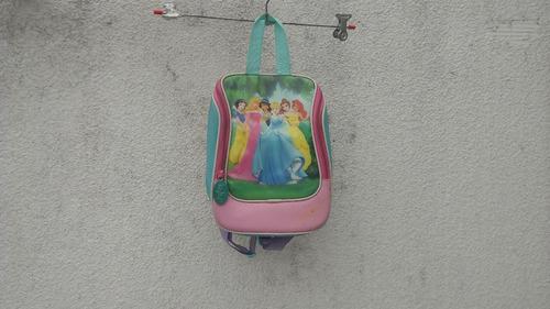 Mochila Escolar Disney Usada En Buen Estado