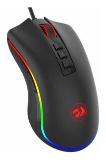 Redragon M711 Cobra - Mouse Gamer - 10,000 Dpi - Rgb 16.8m