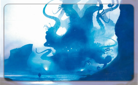 Playmat Central Marit Lage Exclusivo Magic The Gathering