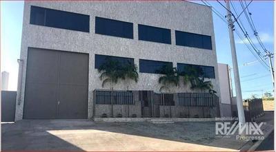 Galpão Para Alugar, 1615 M² Por R$ 25.000/mês - Centro Empresarial De Indaiatuba - Indaiatuba/sp - Ga0042