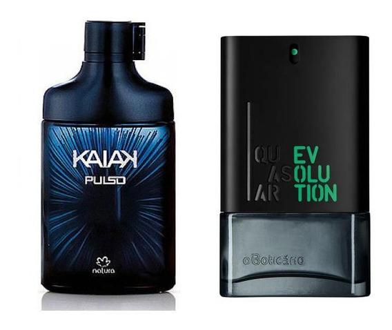 Promoção Natura Colonia Kaiak + O Boticario Quasar