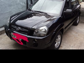 Hyundai Tucson Preta Gls 2.0 16v (aut) 2006 4 Portas