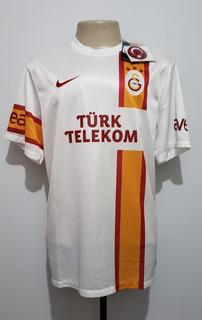 Camisa Futebol Oficial Galatasaray Turquia 2012 Away Nike Gg