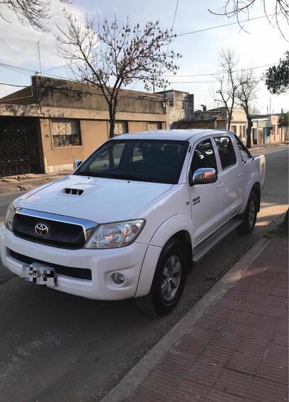 Toyota Hilux 3.0 Tdi Srv Cab Dobl