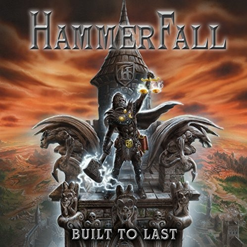 Cd : Hammerfall - Built To Last (with Dvd)