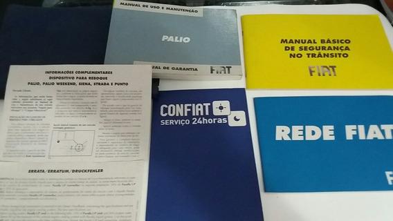 Mg Manual Do Proprietário Fiat Palio 2007 Flex 1.0/1.4/1.8r