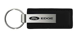 Ford Edge Piel Negro Clave Cadena
