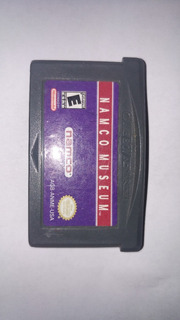 Namco Museum Game Boy Advance