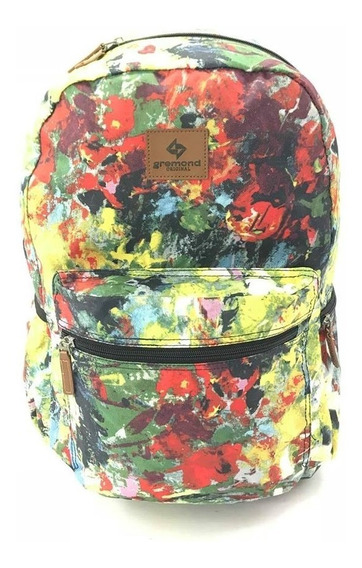 Mochila Gremond Fashion 05350110 Local Tikal Belgrano