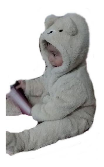 Enterito Bebé Osito Nena Y Nene Super Abrigados Y Suaves!