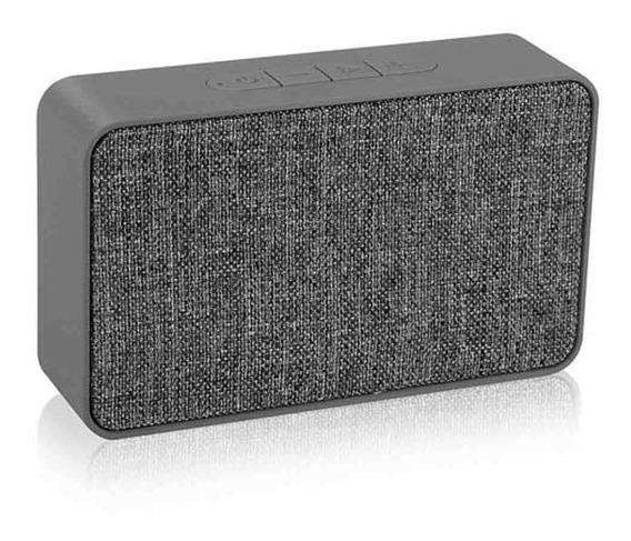 Caixa De Som Bluetooth X500 Cinza Xtrax