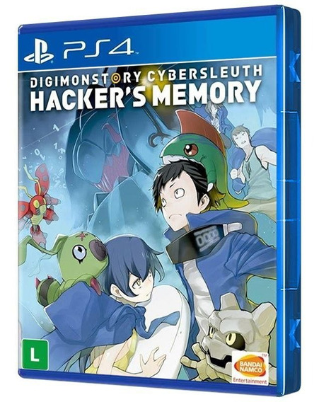 Digimon Story Cyber Sleuth Hackers Memory - Ps4 [ Original ]