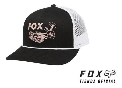 Gorra Fox Racing Live Fast Hat #22778-001 - Tienda Oficial