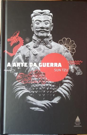 A Arte Da Guerra Livro Capa Dura Sun Tzu Frete 10 Reais