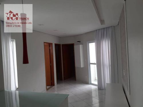 Imagem 1 de 14 de Apartamento Sem Condomínio Vila Luzita, 2 Dormitórios 1 Suite 51m² - Ap2999