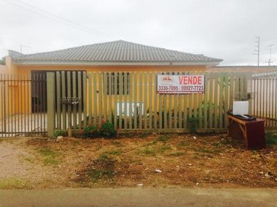 Excelente Terreno Com 2 Casas Em Alvenaria Com Garagem - 393