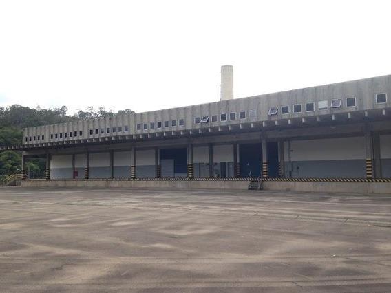 Galpão Industrial Para Locação, Região Central, Caieiras. - Ga0202