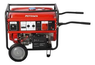 Grupo Generador Electrogeno 6000w Trifas Miyawa - Pintolindo