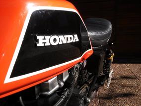 Honda Cb 450 Dx Cafe Racer - Tracker - Scrambler
