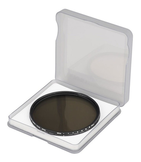 Filtro Optico Ndx-hd 72mm Variavel Circular - Benro