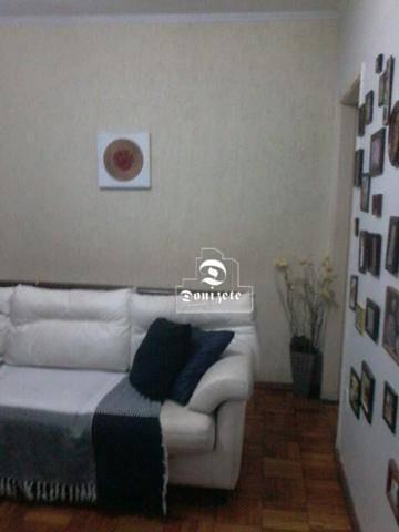 Casa Com 2 Dormitórios À Venda, 118 M² Por R$ 390.000,00 - Santa Maria - Santo André/sp - Ca0999