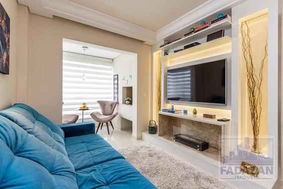 Apartamento Com 2 Dormitórios À Venda, 67 M² Por R$ 460.000,00 - Vila Izabel - Curitiba/pr - Ap0440