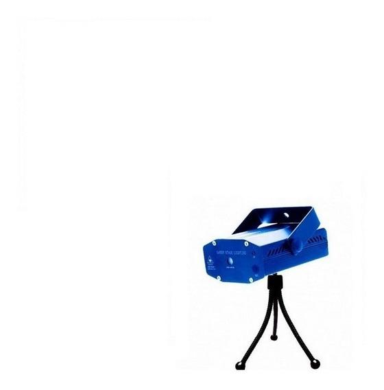 3 Projetor Holográfico Canhão Laser Festas Strobo Efeito Luz