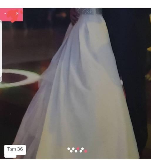 Vestido De Noiva Sergio Amaral