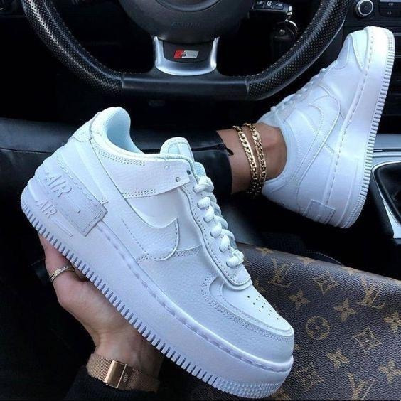 Tenis Nike Air Force 1 Shadow Feminino Estilo Gringo Imports